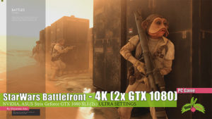 Star Wars Battlefront 4K