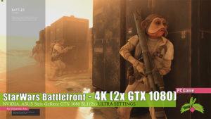 Star Wars Battlefront 4K